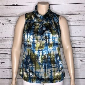 Coldwater Creek NWT XL 16 Cowl Neck Tank Top